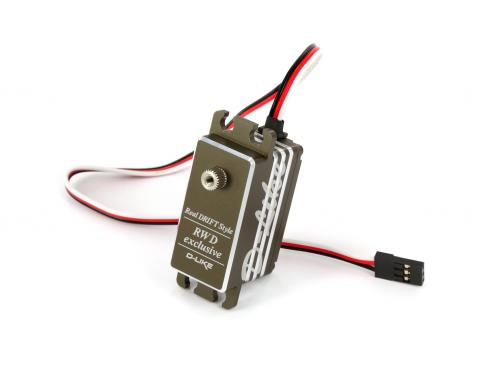DL410 Real Dri SERVO for RWD (test version)