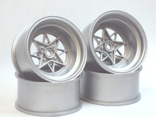 SSW-1002 Speed Works Star Shark Silver off10mm