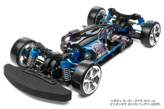 84205 TB-03 VDS Drift Chassis Kit
