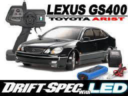 57792 RTR Lexus GS400 - TT01D (Type E) Drift Spec