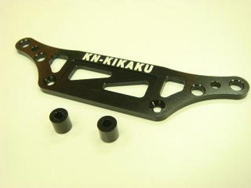 KN-DP11BK Aluminum bumper support Black for doripake
