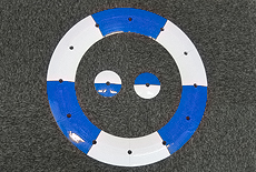 "TT-7479 Training Marker Kit ""500mm circle"""
