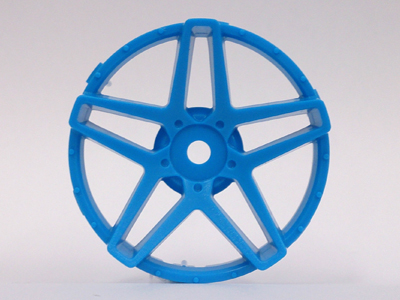 "TT-7557 ""Super RIM"" DISC ""Southern Cross"" Air Blue 2pcs"