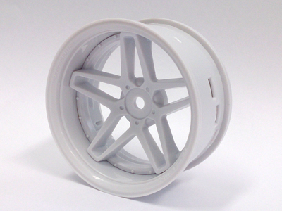 TT-7574 Super RIM White and White Southern Cross 2pcs set