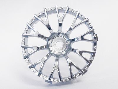 "TT-7635 ""Super RIM"" DISC ""Daisy"" Chrome 2pcs"