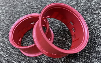 "TT-7667""Super RIM"" RIM type 01 Passion pink 2pcs"