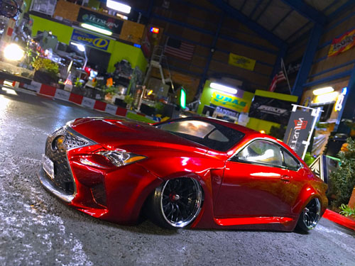 TT-7704 LEXUS RC F - Click Image to Close