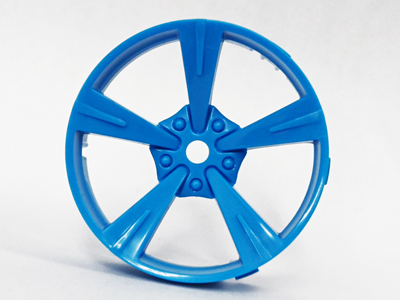 "TT-7640 ""Super RIM"" DISC ""Mandarin"" Air BLUE 2pcs"