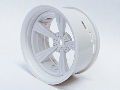 TT-7649 Super RIM White and White Mandarin 2pcs set