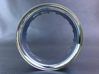"TT-7612 ""Super RIM"" RIM type 01 Strong CHROME 2pcs"