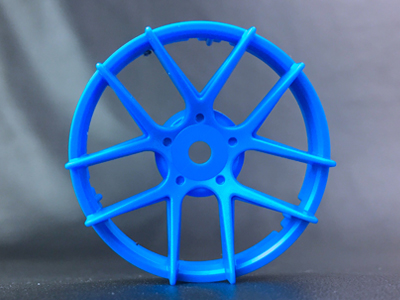 "TT-7544 ""Super RIM"" DISC ""Jasmine"" Air BLUE 2pcs"