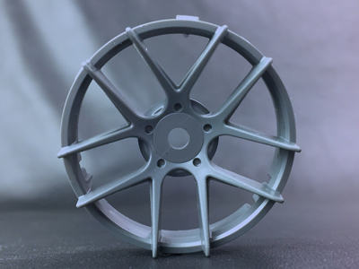 "TT-7546 ""Super RIM"" DISC ""Jasmine"" Cool GRAY 2pcs"