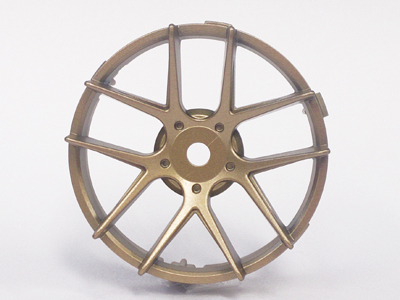 "TT-7627 ""Super RIM"" DISC ""JASMINE"" Gold 2pcs"
