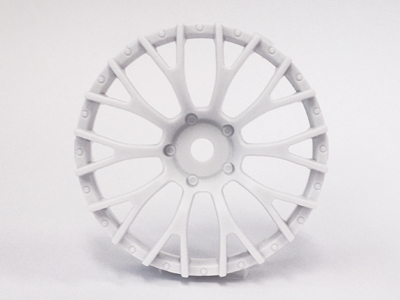 "TT-7630 ""Super RIM"" DISC ""Daisy"" Heavy WHITE 2pcs"