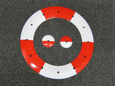 "TT-7276 Training Marker Kit ""500mm circle"""